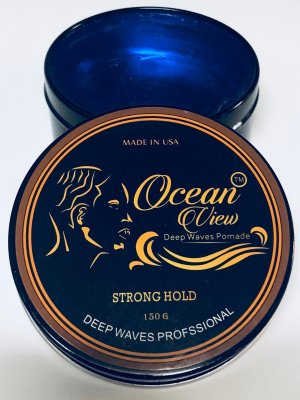 Ocean View Hair Pomade