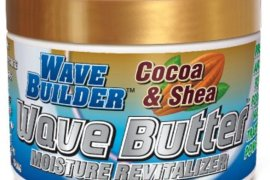 WaveBuilder Cocoa & Shea Wave Butter Moisture Revitalizer