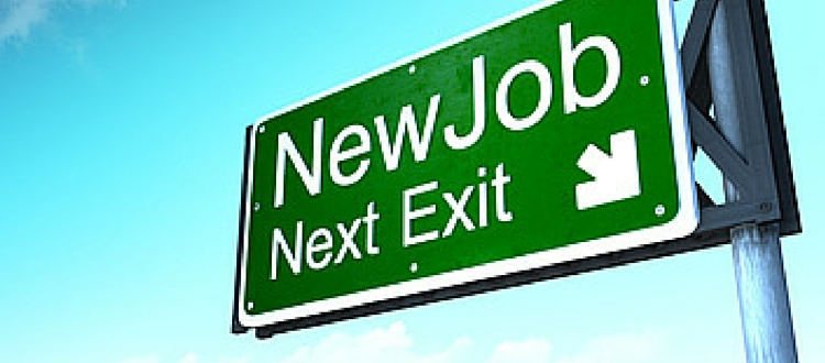 changed jobs