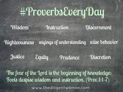Proverbs Every Day – Anger – Part 2
