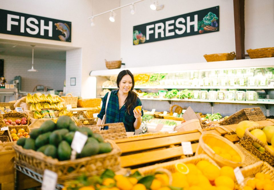 Grocery shopping tips for fresh produce
