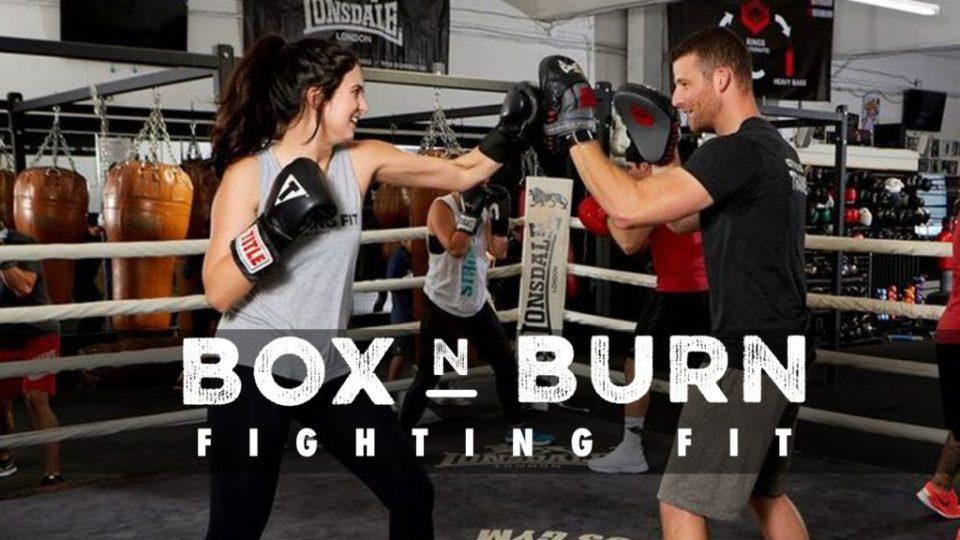 Box N Burn Logo