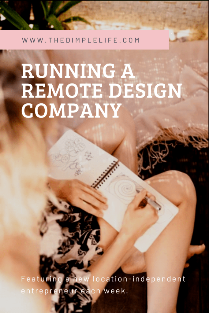 Summer Powell Graphic - Running A Remote Design Company