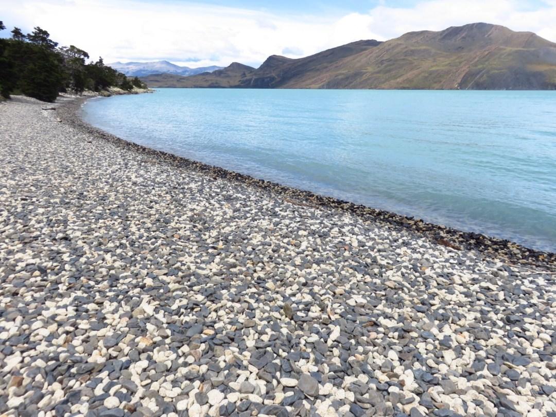 Blue Lake Torres del Paine