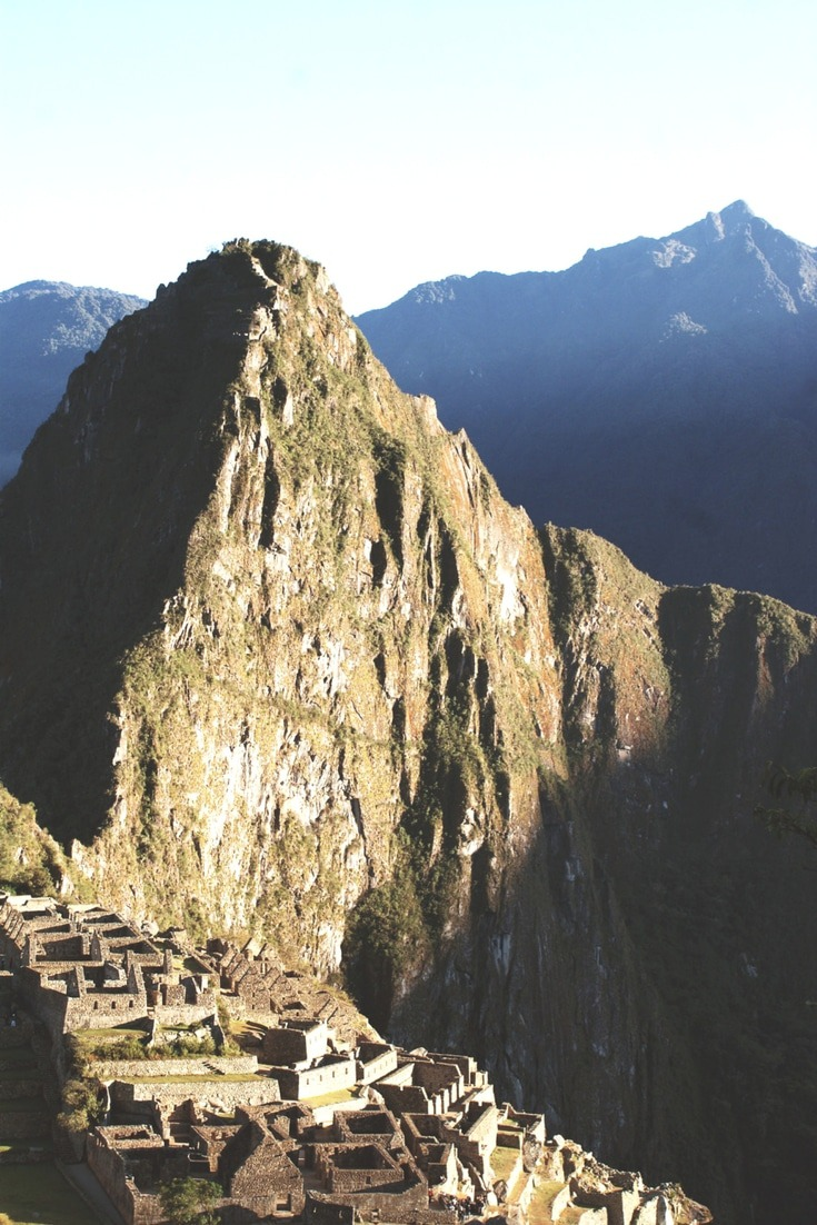 Machu Picchu Peru is an awesome wonder and at the top of so many bucket lists for South America. Here's our full guide on how to travel to Machu Picchu if you are not doing a hike. Click to read more
