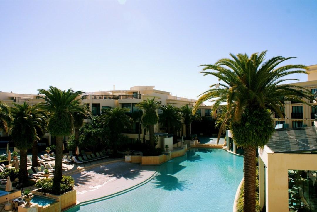Palazzo Versace Hotel Pool View