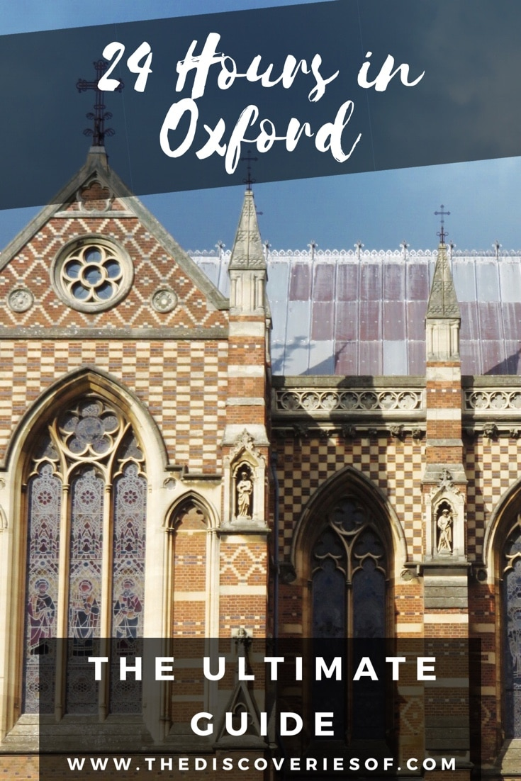 Oxford Travel Guide: Your Ultimate Guide to an Oxford City Break featuring Oxford University and a Free Walking Tour