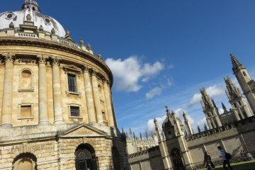 Your Ultimate Free Walking Tour of Oxford, Complete with a Map.
