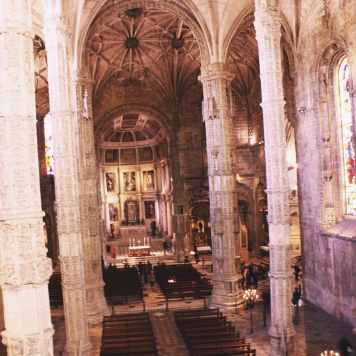 Chapel of Saint Jerome, Moistero de San Jeronimo Lisbon