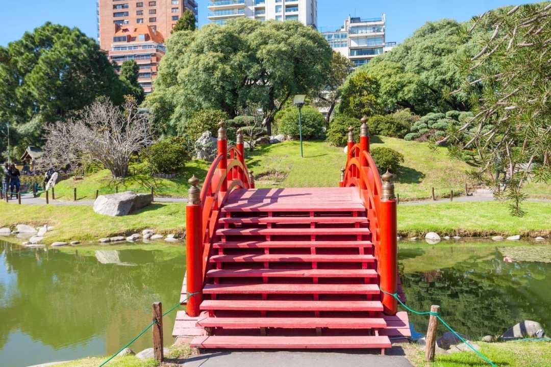 Japanese Gardens Palermo Buenos Aires