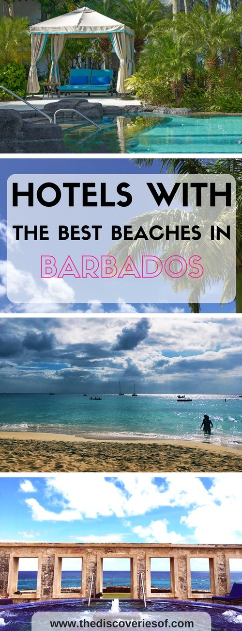 Barbados - The home of amazing beaches and luxury hotels. Perfect for your next luxury getaway