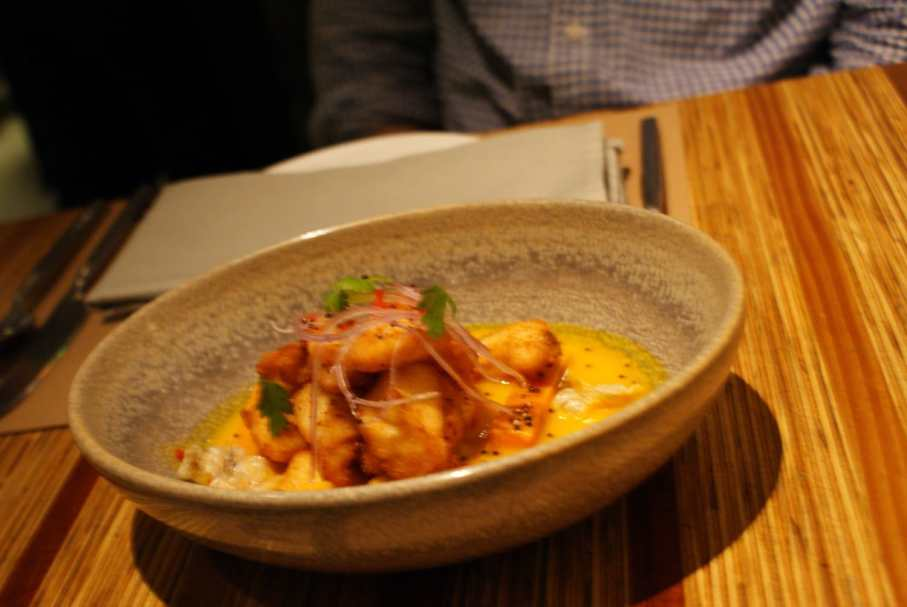 Cooked Ceviche at Cosme, Lima