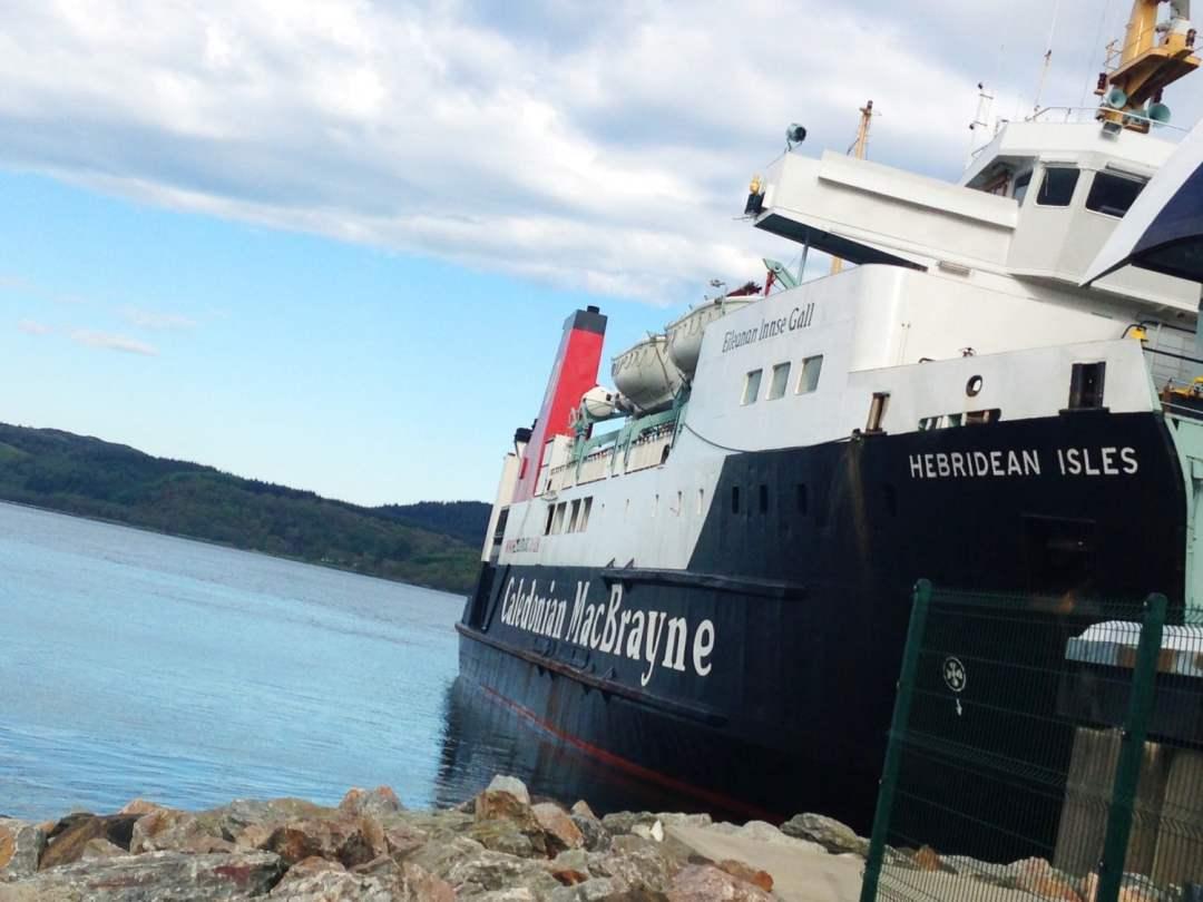 Caledonian Macbrayne Ferry to Islay