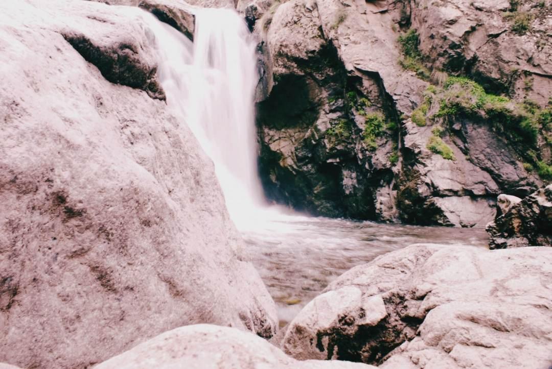 Imlil Waterfall