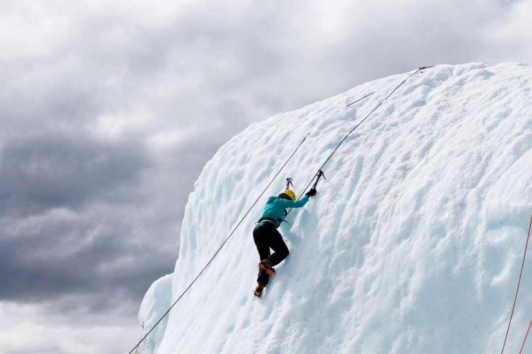Matanuska Glacier - Epic Travel Adventures