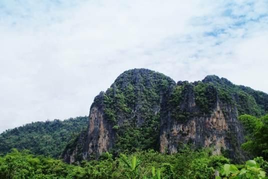 Karsts in Laos