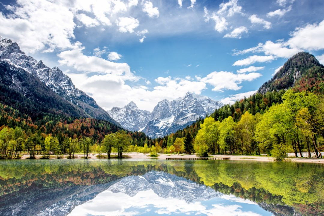 A Guide to Hiking in the Slovenian Alps. The top hiking destination for the summer.