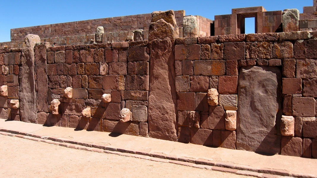 Tiwaniku is an ancient city in Bolivia and should be on your travel itinerary