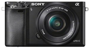 Sony A6000 Travel Camera