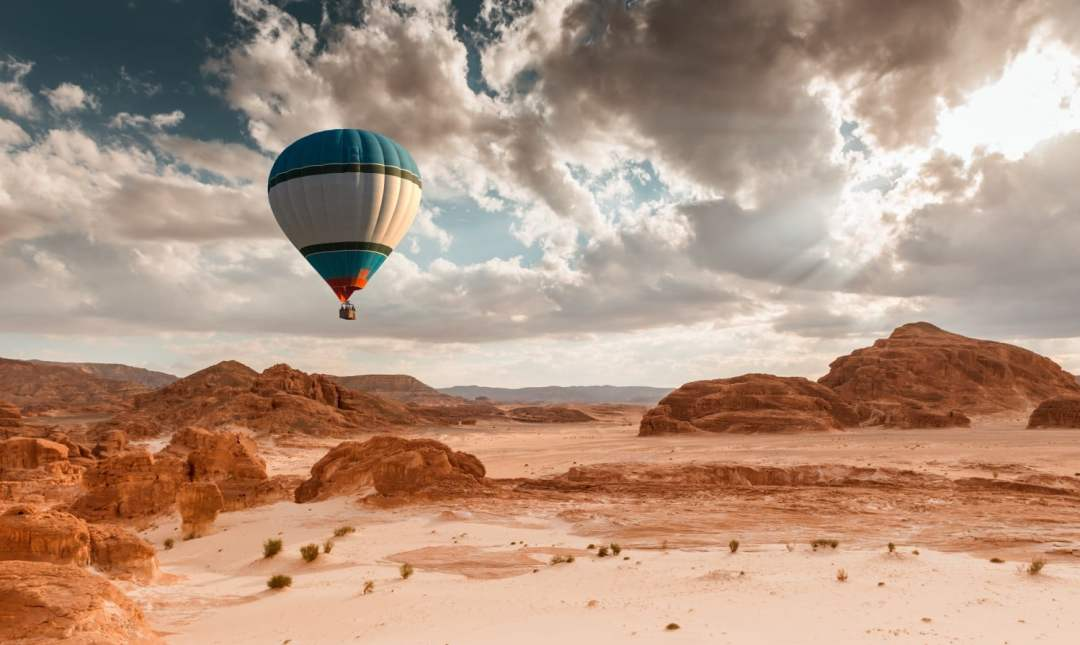 Hot Air Balloon Ride in Dubai - A must try for your visit to Dubai