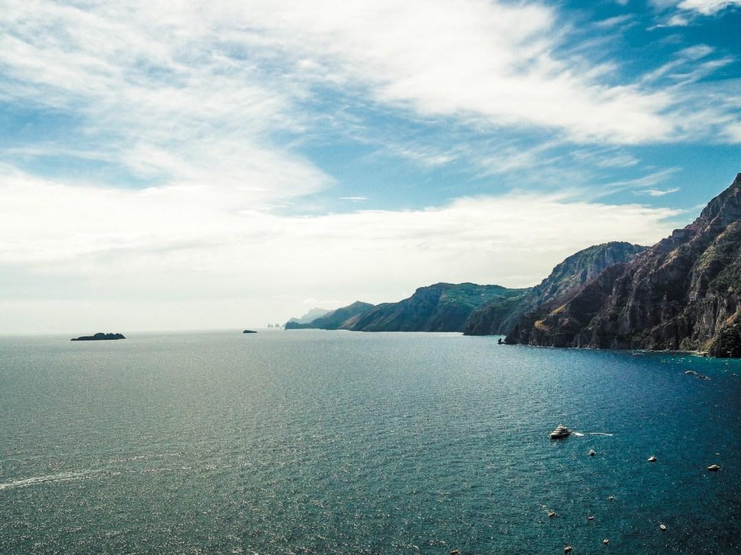 Amalfi Coast, a short but awesome hike in Europe