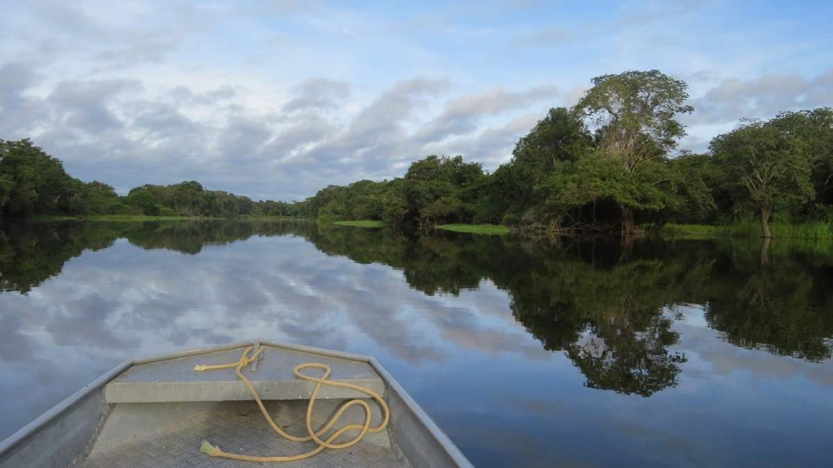 Amazon River Travel Itinerary