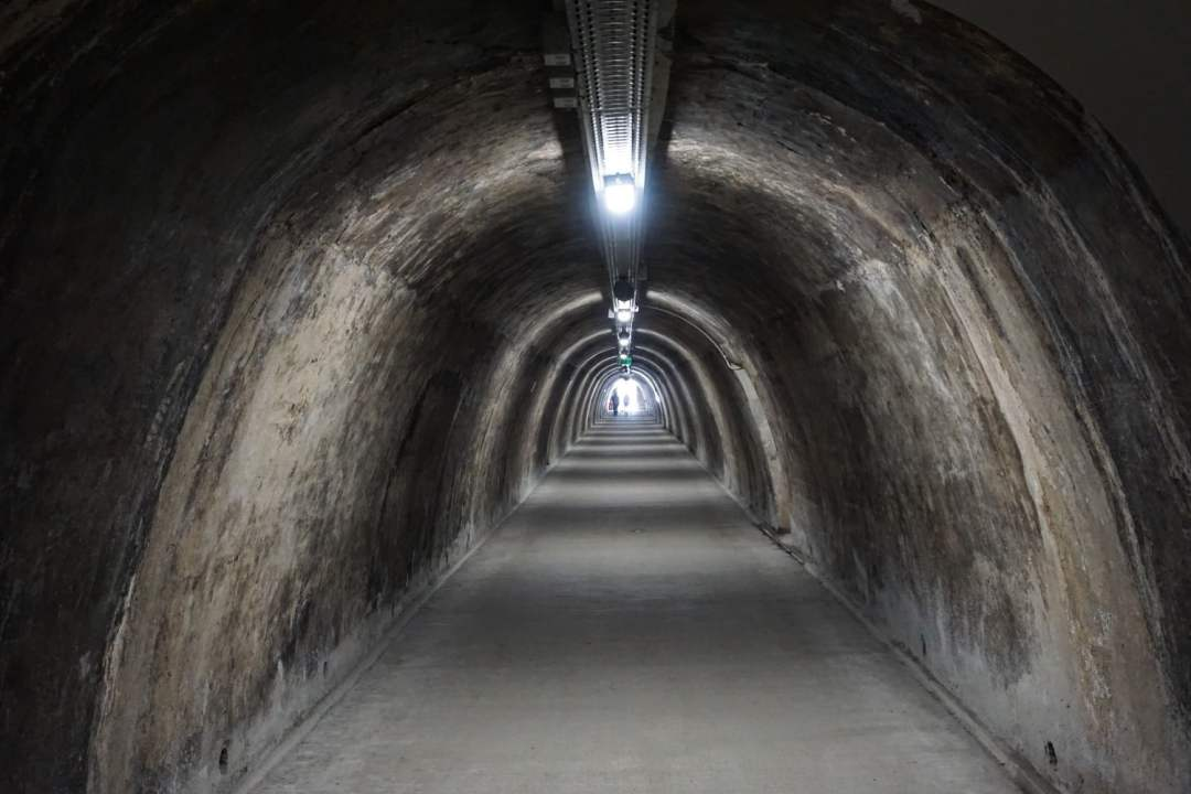 Awesome Reasons to Go to Zagreb - Gric Tunnels. Read more.
