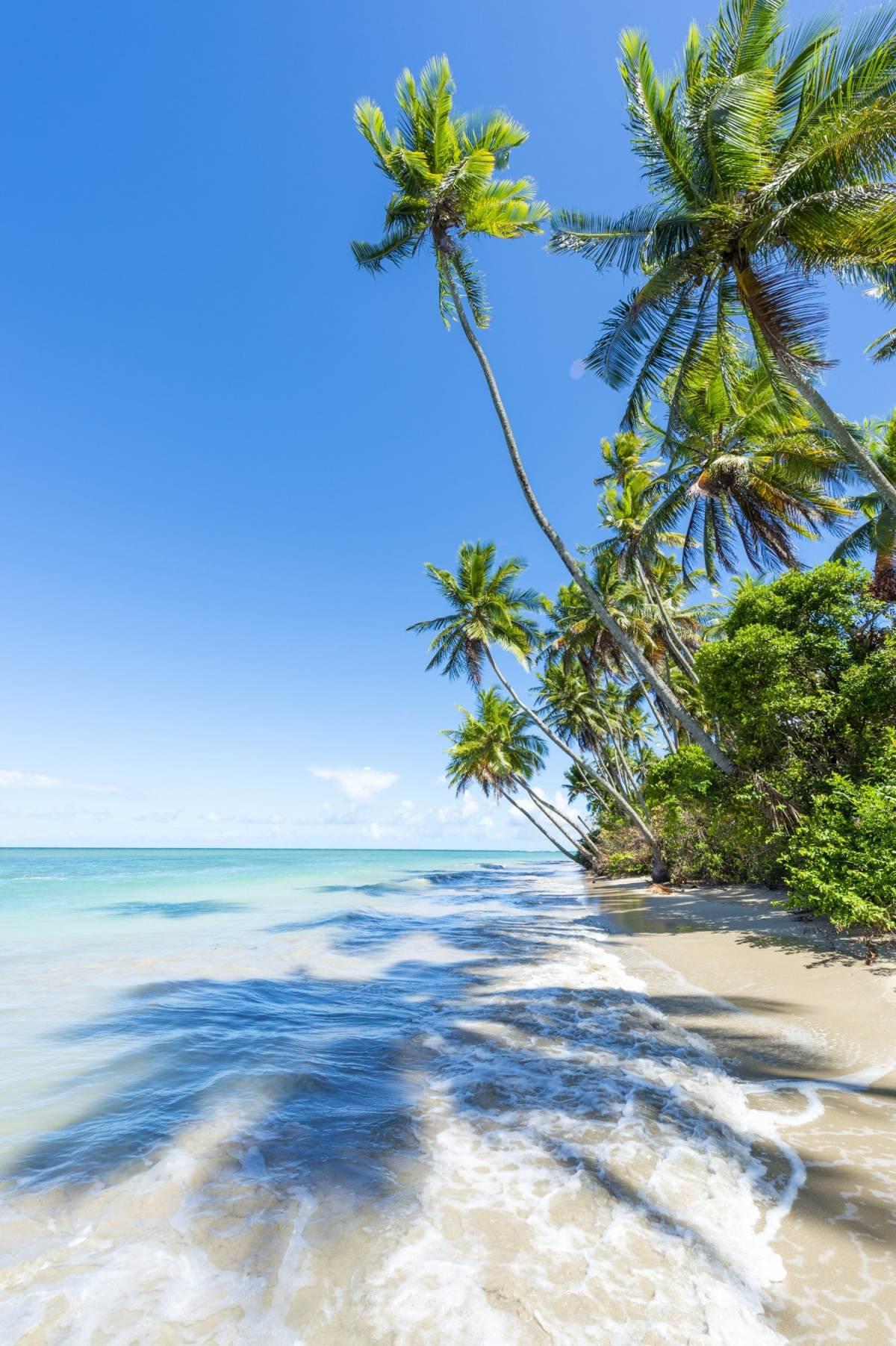 Brazil beach travel itinerary - South America