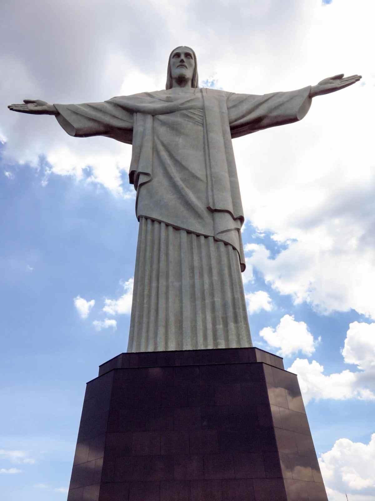 Christ the Redeemer - Brazil's Famous Landmarks. Read the full article.