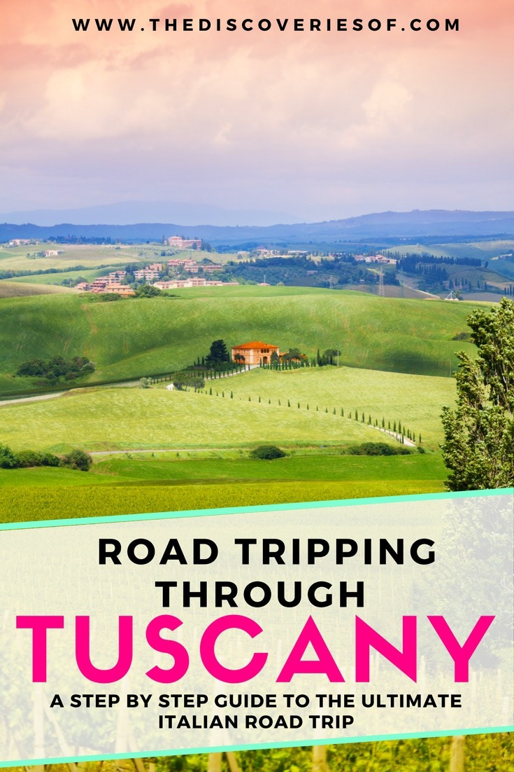 Discover Tuscany, Italy on an awesome road trip. Travel through this gorgeous region, sampling the food, visiting a vineyard and admiring the landscape. The ultimate road trip through Florence, Siena & Lucca packed with things to do in Tuscany. Read more