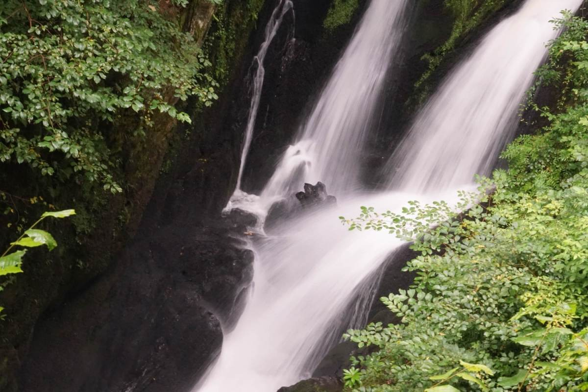 Stock Ghyll Force, Lake District, UK
