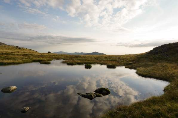 Beautiful views on the Cold Pike Hike in the Lake District, UK. Read more.