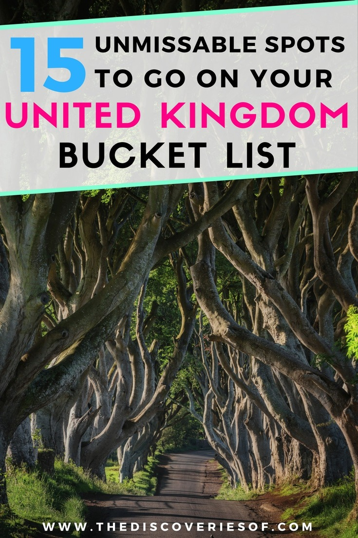 Your United Kingdom bucket list. 15 awesome things to do in Great Britain outside of London that simply must go onto your travel itinerary. The best of England, Scotland, Wales and N.Ireland outside of London to inspire wanderlust. Read more.