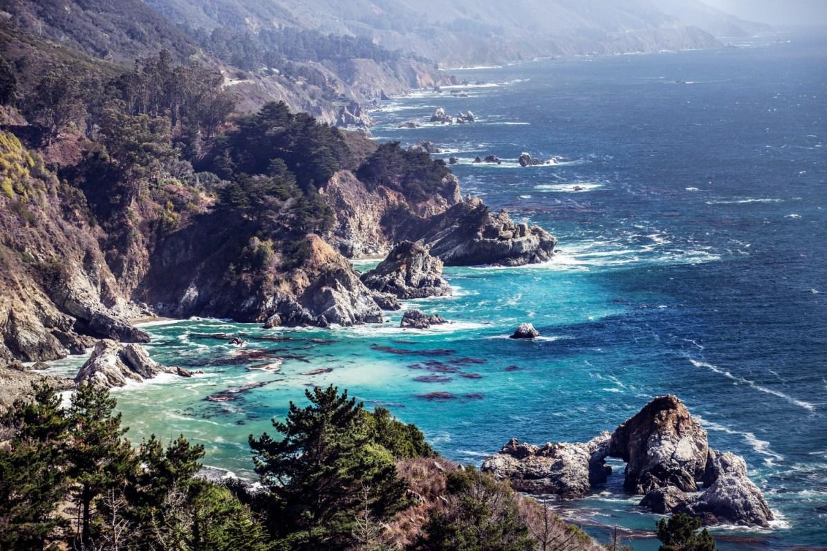 Big Sur - West Coast USA Road Trip