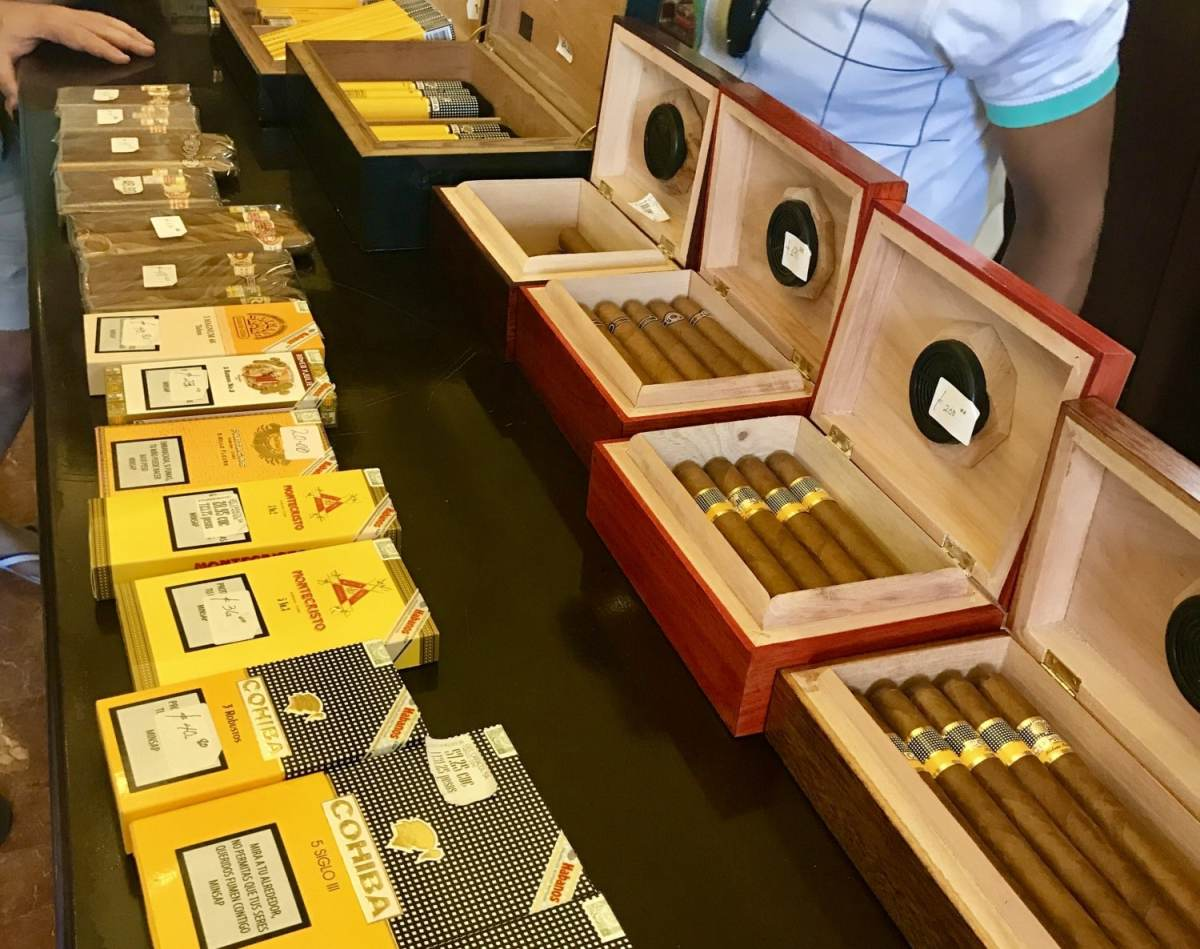 Don't miss out on the Cigar Factories in Havana