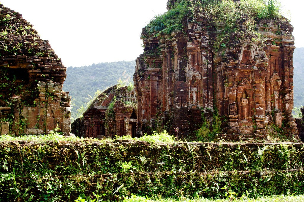 my son temple complex Vietnam