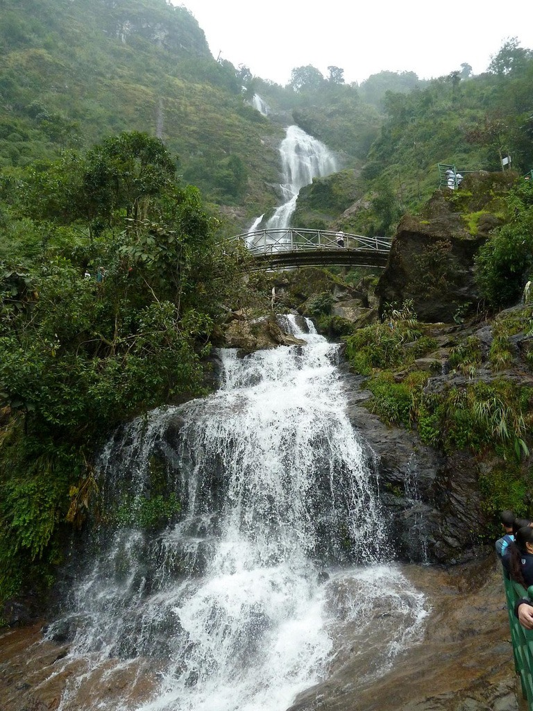 silver falls, Vietnam
