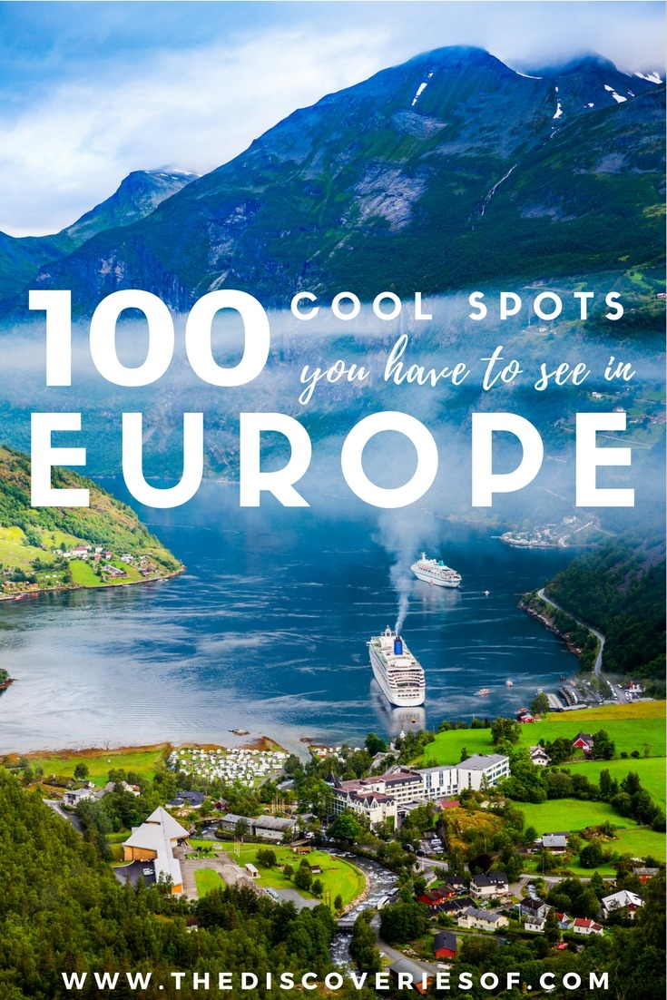 The Ultimate Europe Bucket List The Discoveries Of - 11 cities to visit on your trip to switzerland