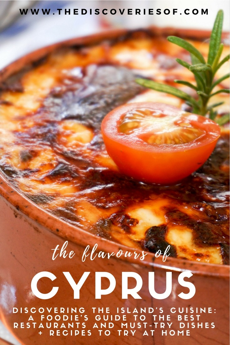 Cypriot Food: A Journey into the Island's Culinary Heritage