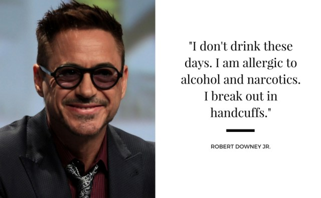 10 Recovery Quotes from Our Favorite Sober Celebrities