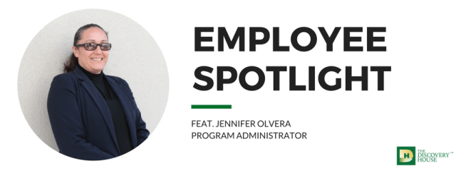 Employee Spotlight: Jennifer Olvera Joins TDH Team