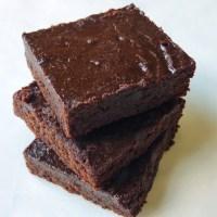 Fudgy Almond Flour Brownies