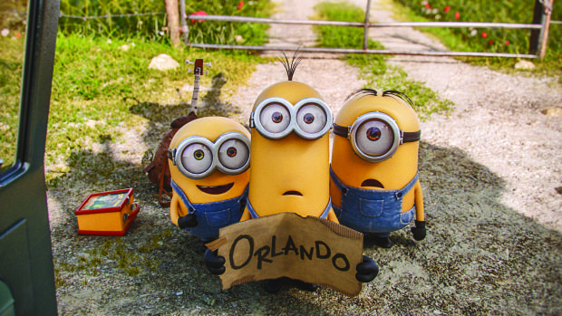 Minions Disney