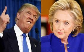Trump / Clinton