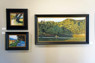 Joe Parrott: Recent Works