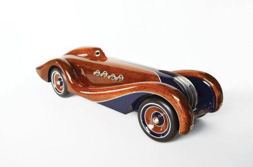 Custom Model Car Painting