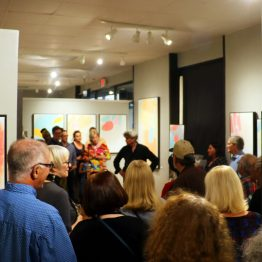 Barry Spann: Twenty-One Still Lifes, Opening Reception