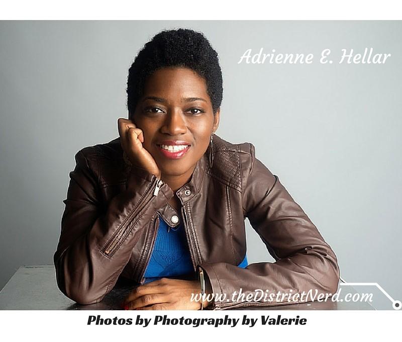 Adrienne E. Hellar The District Nerd