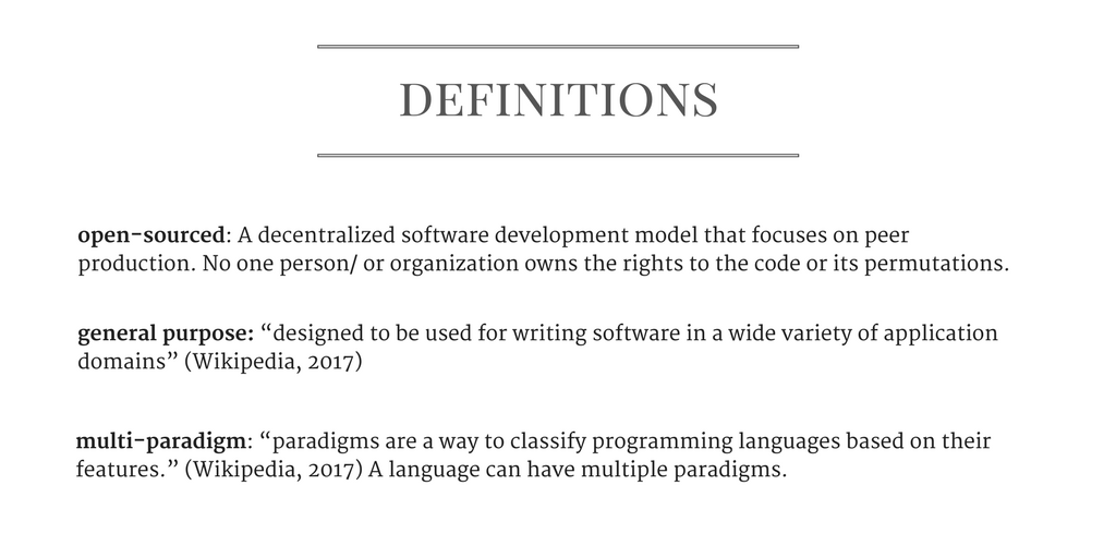 open sourced definition