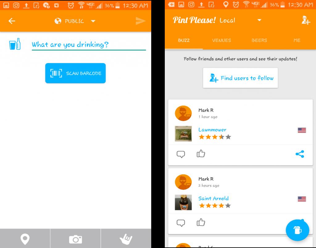 Pint Please App